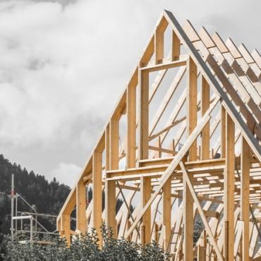 Maison Ossature bois - conception et réalisation
